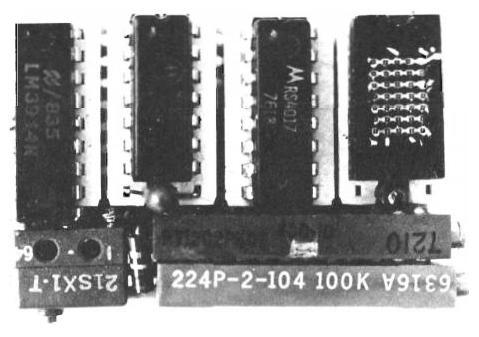 счетчик деталей на ат89с2051 принципиальная схема